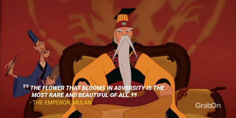 Mulan Emperor Quote