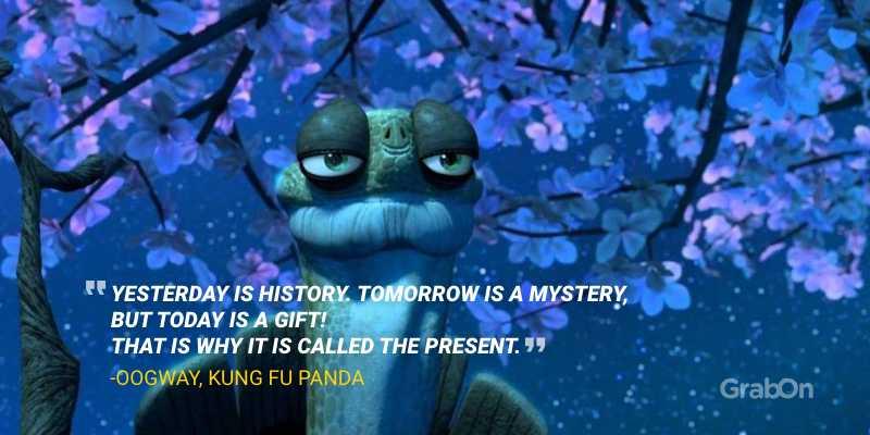 Kung Fu Panda Oogway