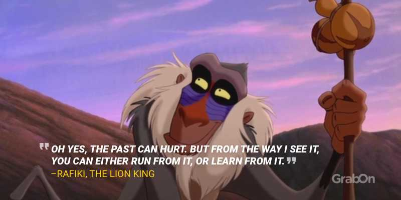 Lion King Rafiki