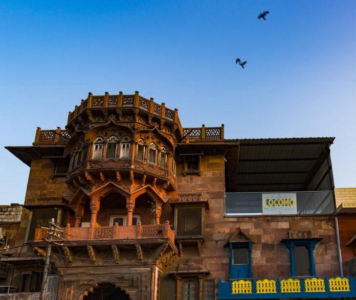 Locomo Hostel in Jodhpur