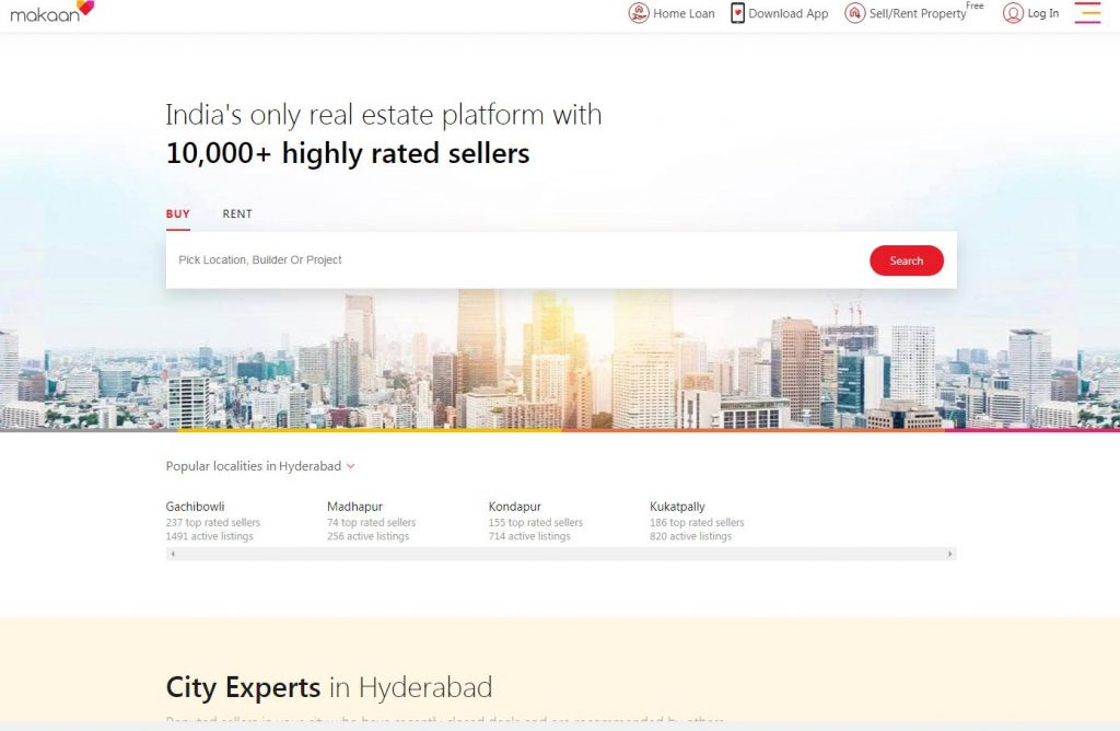 Best Property Search Website in India
