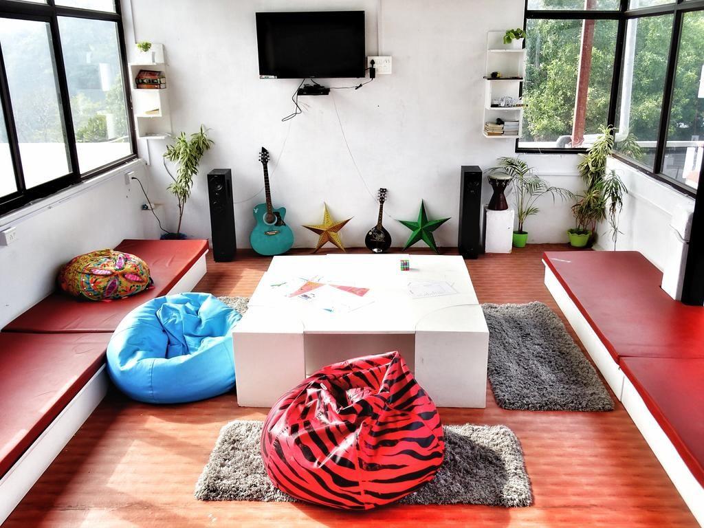 Best Backpacker Hostel in Rishikesh