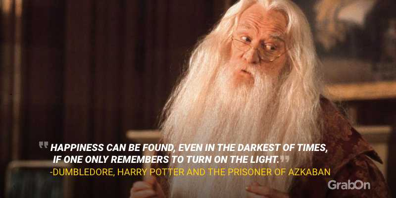 Dumbledore Quotes Harry Potter