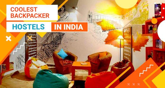 Best Backpacker Hostels in India 2019