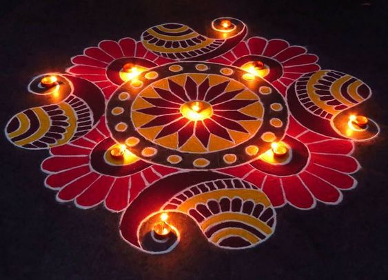 simple rangoli designs