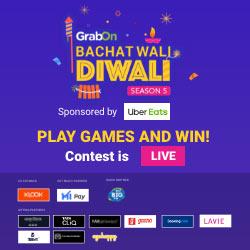 GrabOn Bachat Wali Diwali
