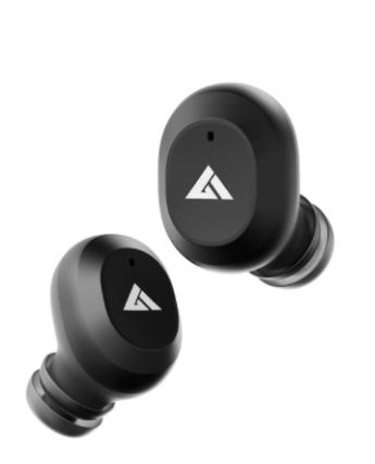 True Wireless AirBass Combuds Bluetooth Headset