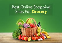 Best Online Shopping Sites For Grocery