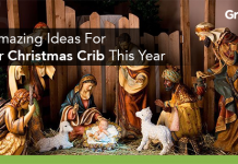 Amazing Ideas For Your Christmas Crib This Year