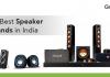 Best Speaker Brands in India For Music Lovers