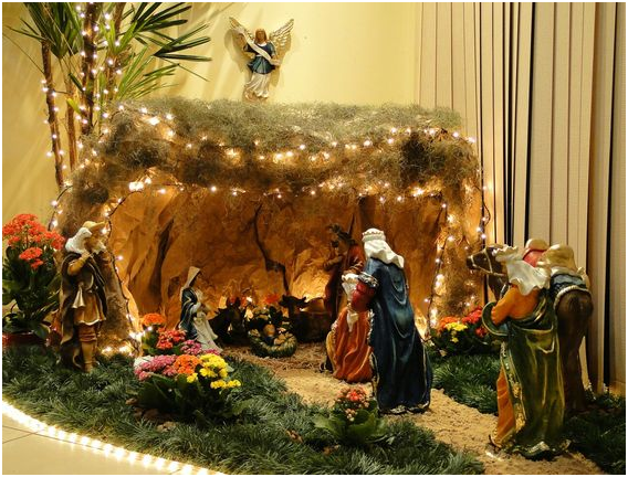 Amazing Ideas For Christmas Crib