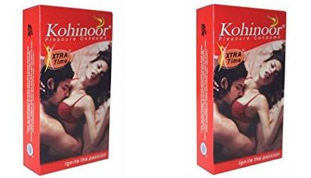 Kohinoor Xtra Time Condoms