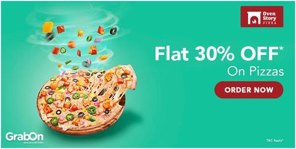 OvenStory Pizza Offer