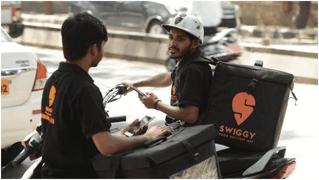 Online Food Ordering - India