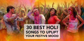30 Best Holi Songs