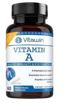 Vitawin Vitamin A Capsules 60s